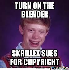 Meme Blender - dont turn on the blender by namix meme center