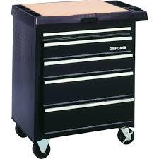 husky 5 drawer side cabinet craftsman 5 drawer powered basic project center black