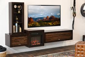 70 tv stand with fireplace binhminh decoration