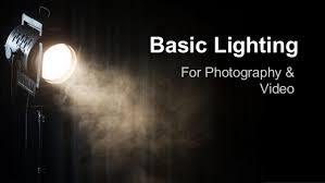 Photography Lighting Basic Lighting For Photography