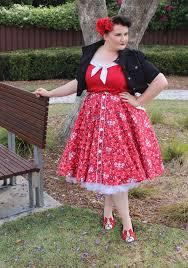 rockabilly plus size dresses australia clothing for large ladies