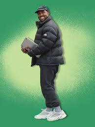 North Face Jacket Meme - kanye west just made this regular guy jacket a must have gq
