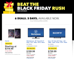 best black friday television deals best buy launches pre black friday sale with discounts on ipods