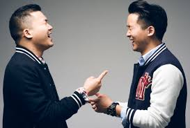 fungbros haircut things asian like youtube comedians the fung brothers by dana ter