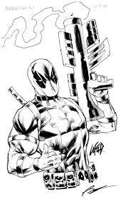 rob liefeld creations comic book artist creator of deadpool