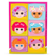 Lalaloopsy Invitation Cards Endearing Lalaloopsy Pool Party Invitations Features Party Dress