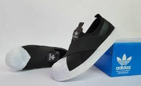 Sepatu Adidas Slip On review lengkap spesifikasi dan harga adidas superstar slip on