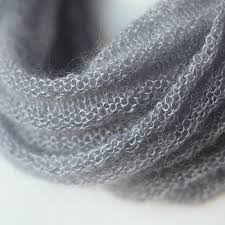knitting pattern for angora scarf free knitting pattern simple lace and mohair scarf вязание