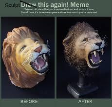 Before And After Meme - before and after meme by xpantherartx on deviantart