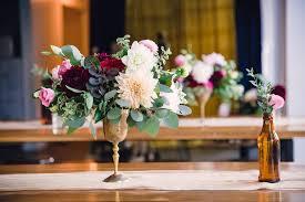 fall flowers for wedding fall flowers for weddings popsugar