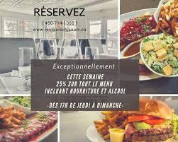 restaurant la cuisine du marché restaurant janick cuisine du marché restaurant belœil