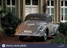 opel convertible car opel admiral gläser vintage car convertible closed top