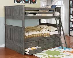 Bunk Beds  Twin Over Queen Bunk Bed Full Over Full Bunk Bed Plans - Full over queen bunk bed