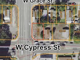 which corner does a st go on 4157 w cypress street ta fl jackie youngblood pa