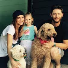 jensen ackles halloween background proof jensen ackles is the sexiest and sweetest dad out there