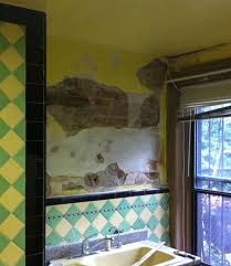 What Type Of Paint For Bathroom Walls Sealing How To Seal And Paint A Rough Plaster And Brick Wall