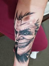 41 best the joker arm tattoo images on pinterest jokers draw