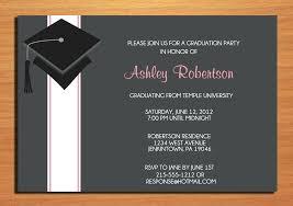 college graduation announcement wording ideas graduation party invitation wording sles and college