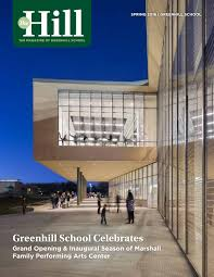the hill 2011 2012 fall by greenhill issuu