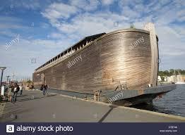 flensburg germany noah u0027s ark is a floating bible theme park