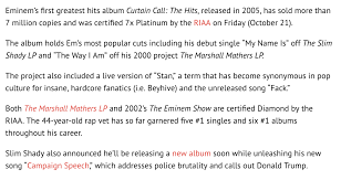Curtain Call Album Eminem Curtain Call Songs Instacurtains Us