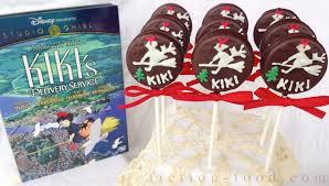 fiction food café kiki u0027s cake cookie pops for
