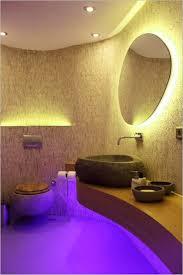 led bathroom vanity light fixtures sandy brown futuristic shower
