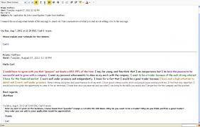 cover letter sent via email 28 images cover letter sent via