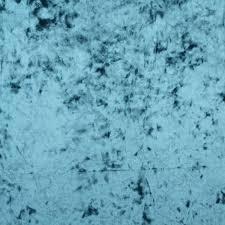 Turquoise Velvet Fabric Upholstery Fire Retardant Luxury Soft Plush Crushed Velvet Glitz Upholstery
