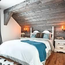 chambre en bois du bois de grange pour une chambre chaleureuse chambre avant