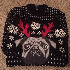 pug sweater 74 divided sweaters h m divided pug sweater