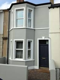 painted houses exterior house paint colours uk white exteriors modern country style