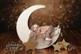 newborn photography props moon prop moon photo prop newborn photography prop baby