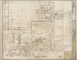 las vegas convention center floor plan unlv libraries digital collections architectural drawing of