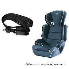siège auto sécurité mervy ceinture de securite fixation isofix siège auto bébé