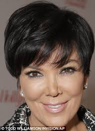kris jenner haircut side view kim kardashian and the riddle of the nose how reality star s
