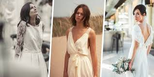 robe mari e 30 robes de créatrices pour un mariage civil