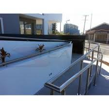 Stainless Steel Handrails Brisbane Stainless Steel Handrails Handrails And Balustrades Pinterest