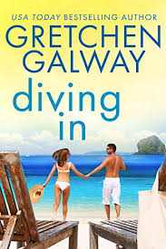 diving in kindle edition by gretchen galway contemporary