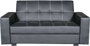 living room convertible sofa sleeper couch with cup holders