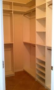interior small master bedroom walk in closet designs with u shaped