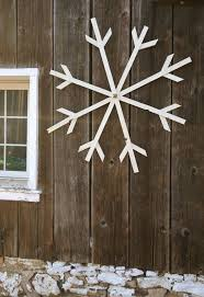large outdoor snowflake decorations decoration ideas reviews 2017