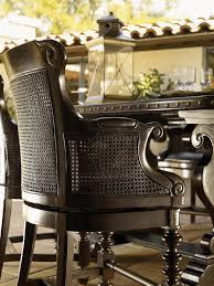 kingstown dunkirk swivel counter stool lexington home brands