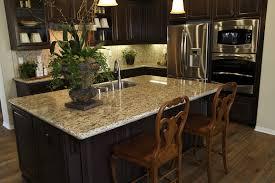 kitchen granite island kitchen small l shaped kitchen with granite island designs