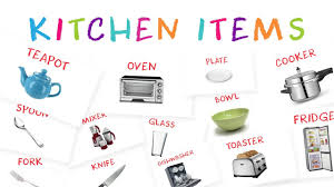kitchen tools names home design