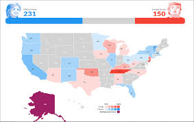 2016 Presidential Usa Election Prediction Electoral Map by Don U0027t Worry I U0027m An Economist 2016