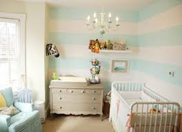 painting striped walls room kids nursery stripes and neutral