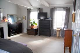 Bedroom Color With Black Furniture Glitter And Goat Cheese Our Master Bedroom Furniture Glitter