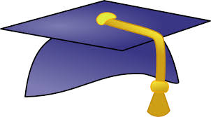 purple graduation cap purple graduation hat clip clipart library clip library
