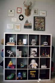 Modern Kids Bookshelf A Modern Kid U0027s Gallery Wall With Free Printables Simply Real Moms